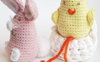 amigurumi | lapin crochet |poussin crochet
